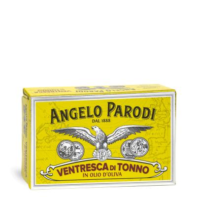 Ventresca di Tonno<br>in Olio d'Oliva 3x115g