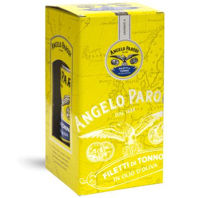 Filetti di Tonno<br> in Olio d'Oliva 900g